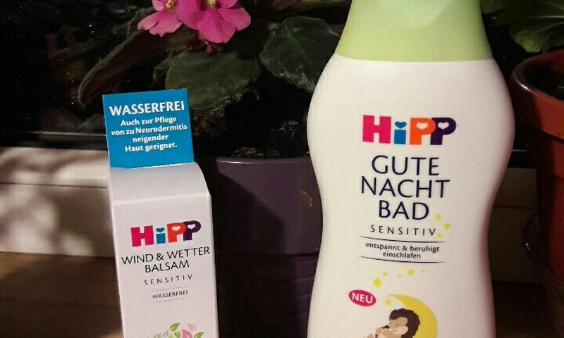 Hipp - tai nuostabios, ne kartą išbandytos ir pamėgtos priemonės