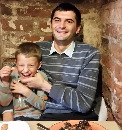 Super tėčio super vakarienė Forto dvare