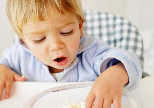 Nesugadinkime vaiko valgymo įpročių
