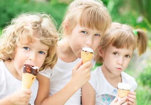 Ar gali vaikai peršalti vasarą?