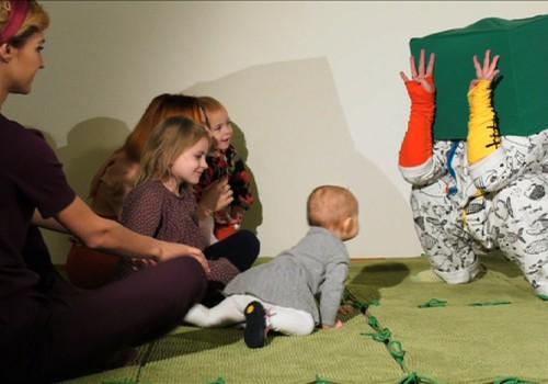 VIDEO Su kūdikiu - į spektaklį!