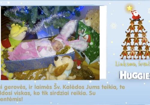 Renkame gražiausią kalėdinės atvirutės sveikinimą: 2 laimėtojos jau aiškios!