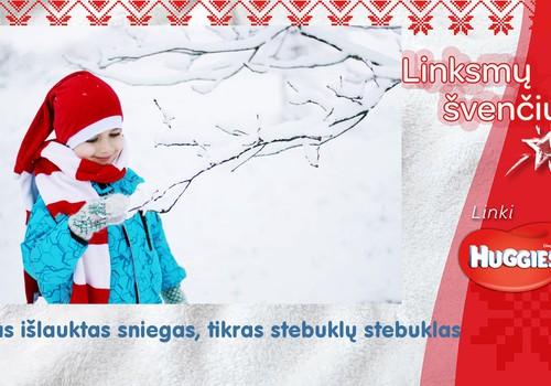 Belaukiant Kalėdinio stebuklo