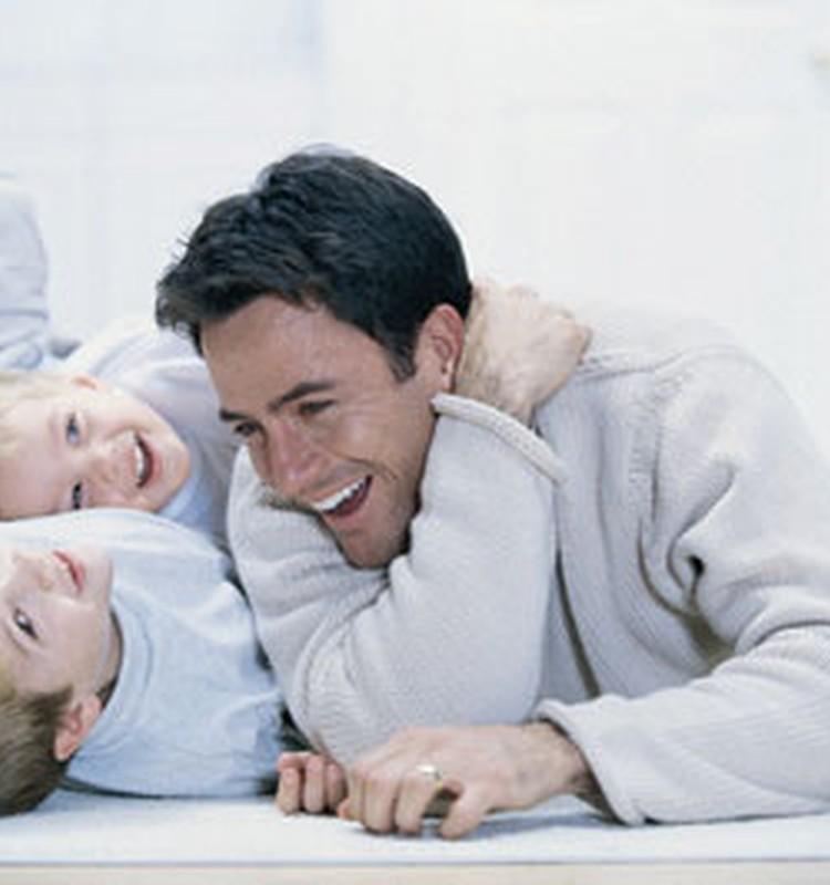 """Pabaikite sakinį """"Mano tėtis - pats..."""" ir dalyvaukite konkurse!"""