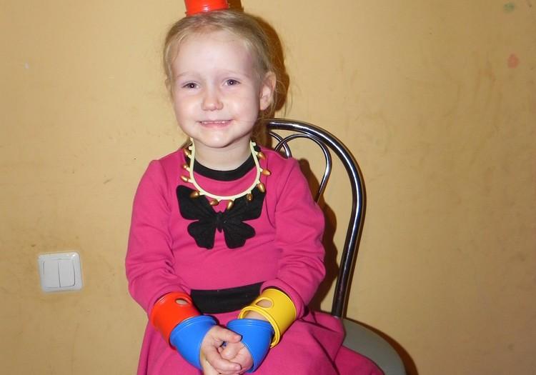 Doroteja( 2.5metu) - princese
