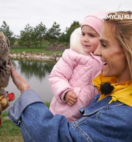 Ką matysite laidoje šį sekmadienį: lankome pelėdas, rūšiuojame atliekas su vaikais, kuriame vasaros stilių