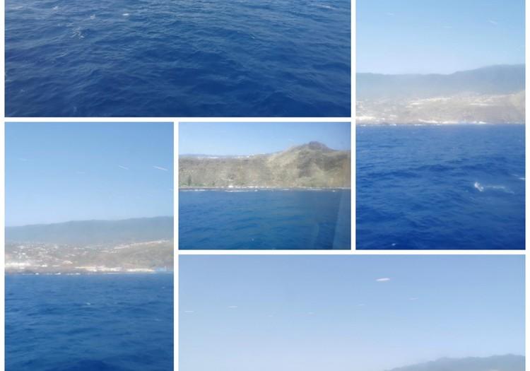 Vasaros gidas. Plaukiame į La Palma (Ispanija)