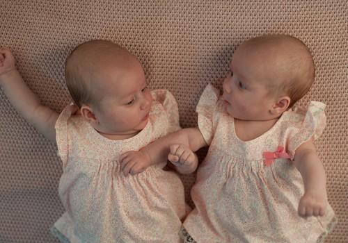 Koks nėštumas, besilaukiant dvynukų?