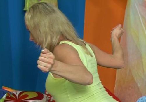 Nėščiosios gimnastika. VI dalis