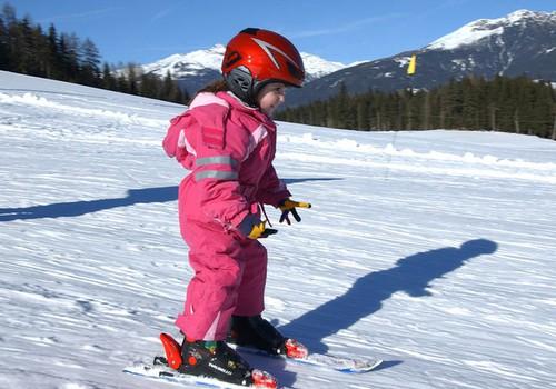 Kokio amžiaus vaikai gali mokytis slidinėti nuo kalno?