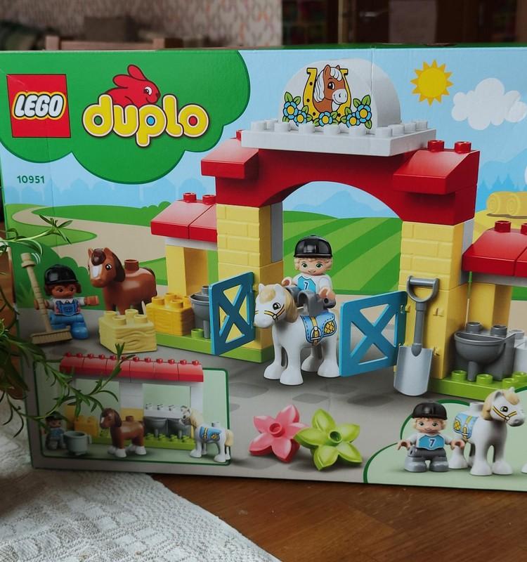 Žaidžiame ir mokomės su LEGO® DUPLO®