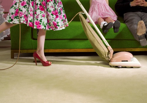 Ar alergijos gali kilti dėl namų švaros?