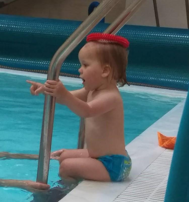 Kodėl esame ištikimos Huggies Little Swimmers maudynių kelnaičių fanės?