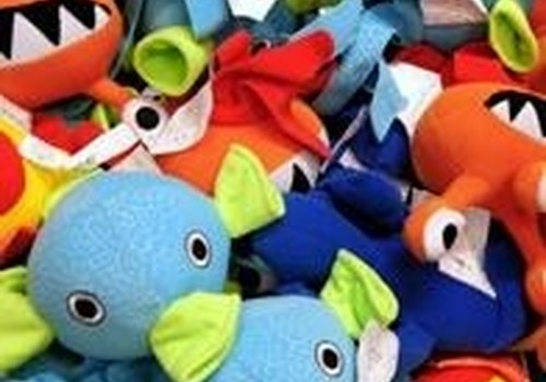 Kiek vaikas turi turėti žaislų?