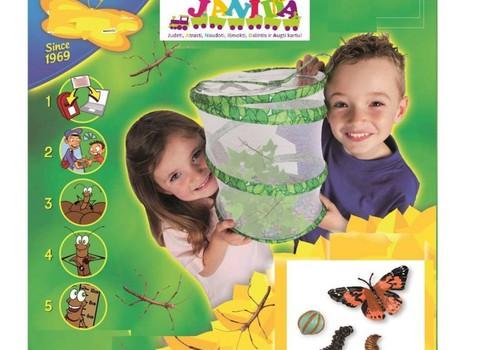 ŠIANDIEN BAIGSIS: Laimėk TIKRŲ drugelių rinkinį, kuriuos galėsite patys užsiauginti!