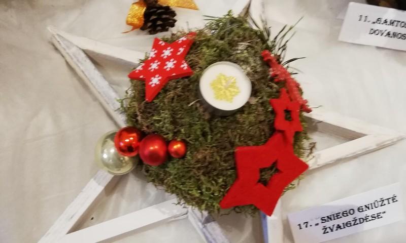TOKIA MŪSŲ KASDIENYBĖ. Parodos kalėdine tematika...