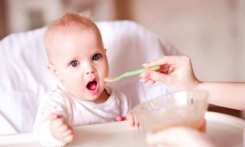 Košės - ne tik mažylio pusryčiams