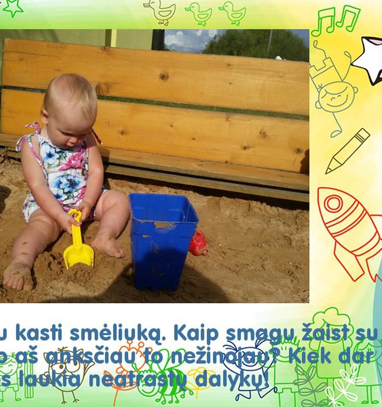 Žaidimai smėlio dėžėje