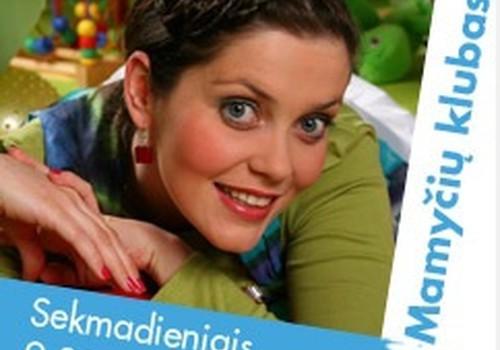 """TV3 eteryje startuoja """"Mamyčių klubas"""""""