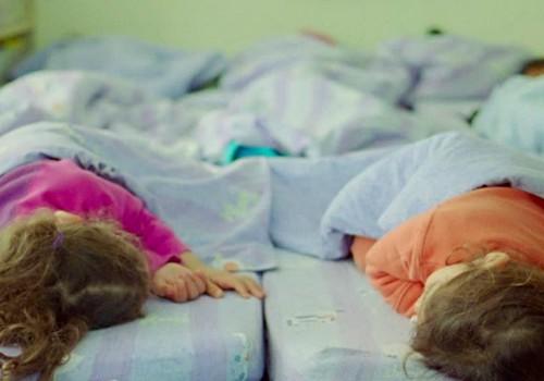Jei 4-5 metų darželinukas šlapinasi pietų miego metu..