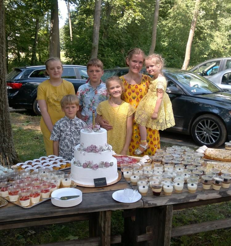 7-tasis Mamyčių klubo gimtadienis. AČIŪ už nuostabią šventę