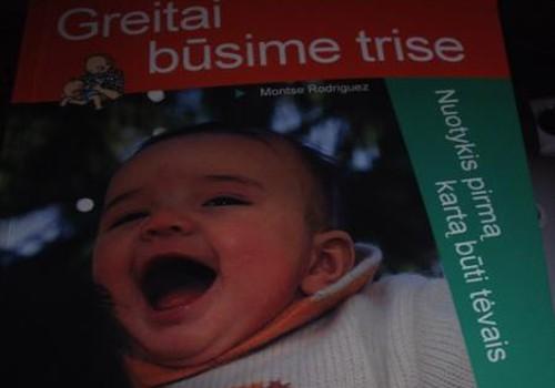 Knyga naudinga ir būsimiems tėveliams