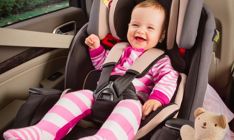 Kada autokėdutėje mažylis išties saugus?