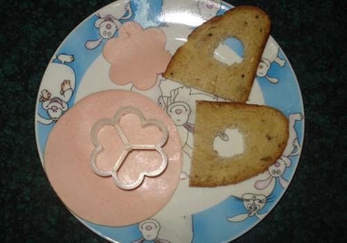 """Vaikiškas sumuštinis """"Perlas"""""""