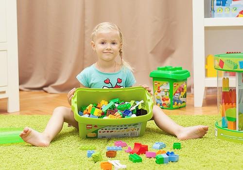 APKLAUSA: Kur perkate žaislus?