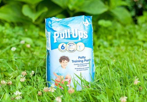 Sauskelnės Huggies ® Pull-Ups ® - mažyliui, kuris pradeda draugauti su puoduku