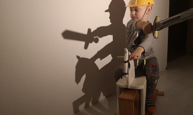 Žaidimai su šešėliais