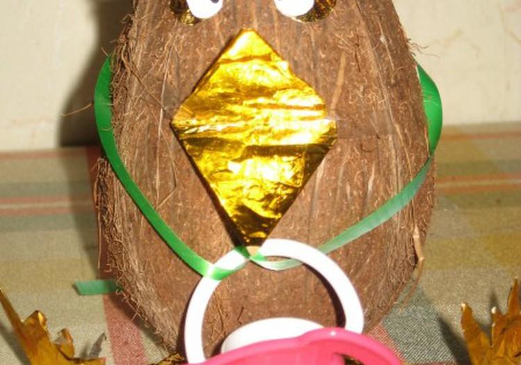 Velykinis kokosinis viščiukas