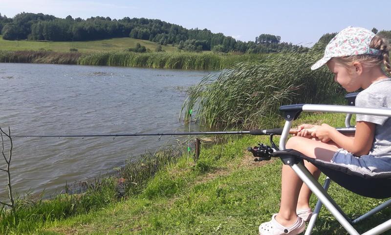 Augustės dienoraštis: kai išsiruoši žvejybai 4 dienoms...