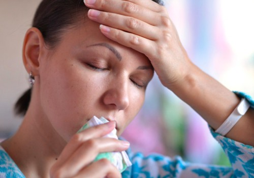 Didžiausias sergamumas peršalimo ligomis išlieka Vilniuje