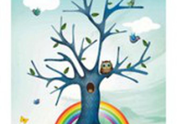 Vaike, augink savo knygų medį