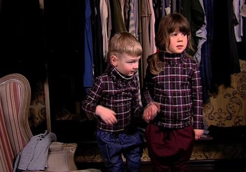 VIDEO: Berniuko ir mergaitės pavasarinis garderobas