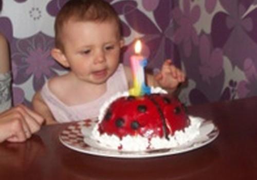 Lukutė atšventė PIRMĄJĮ gimtadienį!