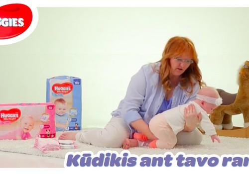 """""""Kūdikis ant tavo rankų"""": kaip kalbėtis su mažyliu ir ką jam sakyti?"""