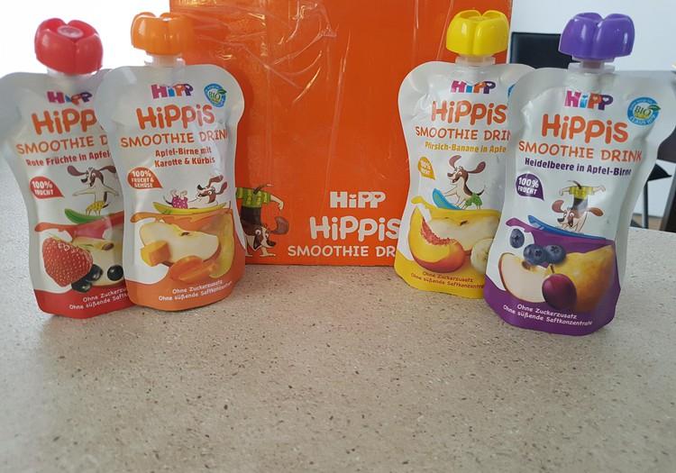 Hipp glotnučiai - jėga!