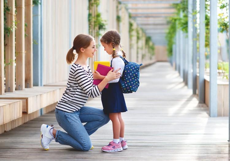 Psichologas jautrių pirmokų tėvams: Pasiklauskite savęs, kiek ramybės yra šiuo metu jumyse