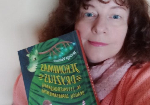 """Rašytoja N. Vaitkutė: """"Sutikčiau turėti įsivaizduojamą draugą, kuris per karantiną susigalvotų visokiausių pramogų"""""""