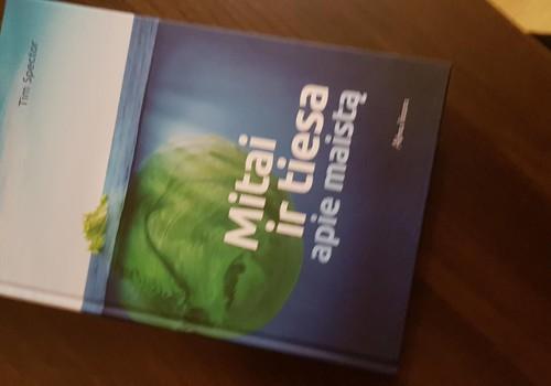 Knyga: Mitai ir tiesa apie maistą