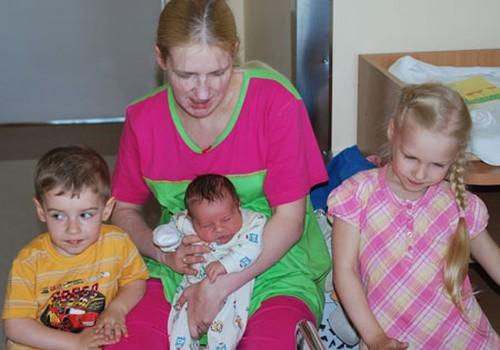 Trys gimdymo istorijos ir jokios baimės!
