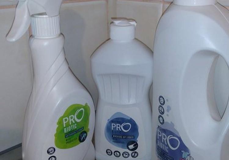 Probiotikai ne tik pilvelyje :)