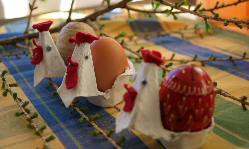 Kiaušinių laikikliai