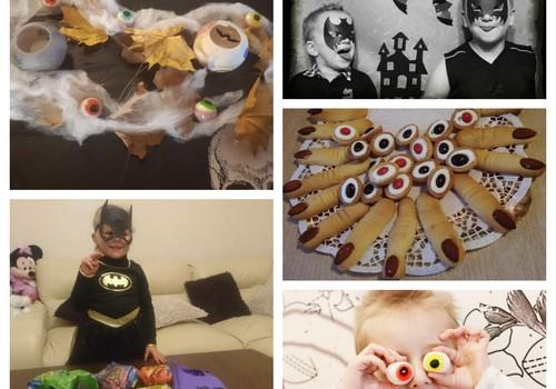 FOTO albumas: Helovyno šventė ir Vėlinės