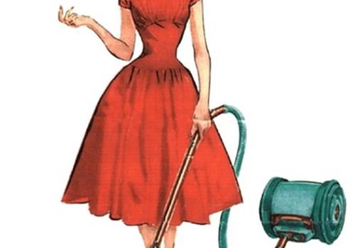 Namų ruoša kasdien – minus 2 kg per mėnesį