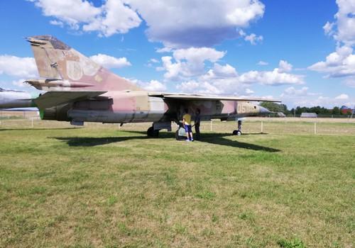 Vasaros gidas. Lėktuvų muliažų muziejus