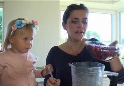 Kaip skaniai paruošti spanguoles mažiesiems?+2 RECEPTAI