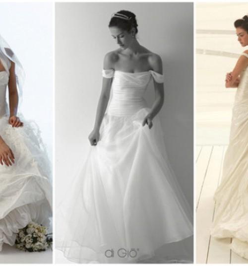 Kokia buvo Tavo vestuvinė suknelė?